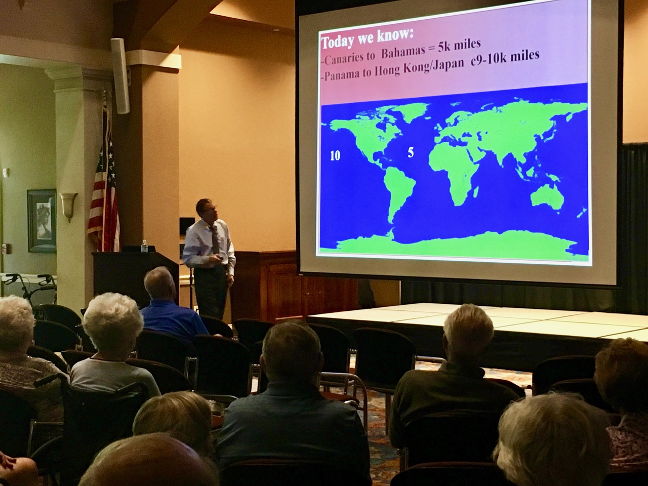 Dr. Adrian Kerr Presents: Who Really Discovered America?