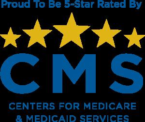 CMS Five Star Logo